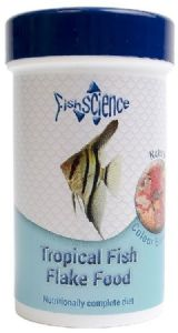 FishScience Tropical fish flake food 20g 50g Fish Science